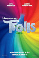 Trolls 3D showtimes and tickets