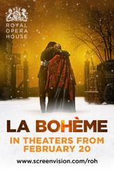 La Boheme showtimes and tickets
