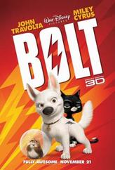Bolt in Disney Digital 3D showtimes and tickets