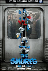 The Smurfs showtimes and tickets