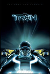 Tron: Legacy showtimes and tickets
