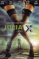 Julia X 3D showtimes and tickets