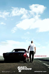 Fast & Furious 6 showtimes and tickets