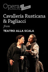 Cavalleria Rusticana & Pagliacci (Teatro alla Scala) showtimes and tickets