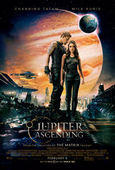 Jupiter Ascending (2015) showtimes and tickets