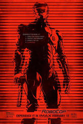 RoboCop: The IMAX Experience  showtimes and tickets