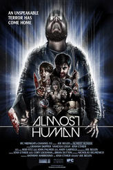Almost Human showtimes and tickets