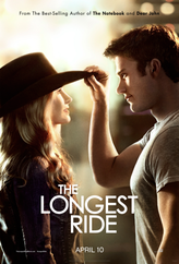 The Longest Ride showtimes and tickets