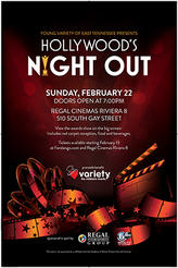 Variety - Hollywood's Night Out showtimes and tickets