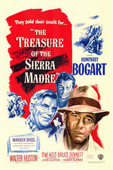 The Treasure of The Sierra Madre / White Heat showtimes and tickets