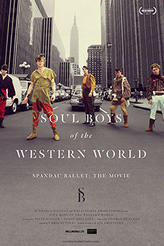 Soul Boys of the Western World showtimes and tickets