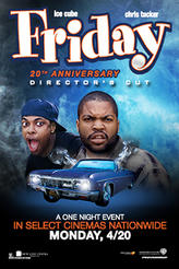 Friday 20th Anniversary showtimes and tickets