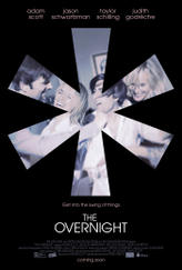 The Overnight showtimes and tickets