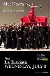 La Traviata Met Summer Encore showtimes and tickets