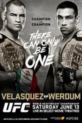 UFC 188: Velasquez vs Werdum Live showtimes and tickets