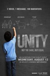 Unity showtimes and tickets