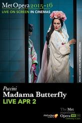 The Metropolitan Opera: Madama Butterfly LIVE showtimes and tickets