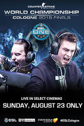 ESL One Cologne Counter-Strike: GO Finals Live showtimes and tickets