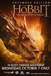 The Hobbit: The Desolation of Smaug Extended Edition showtimes and tickets