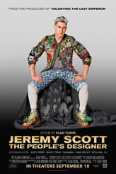 Jeremy Scott: The People's Designer showtimes and tickets