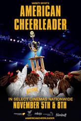 Varsity Spirit's American Cheerleader showtimes and tickets