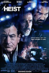 Heist (2015) showtimes and tickets