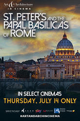 AAIC: Papal Basilicas of Rome showtimes and tickets