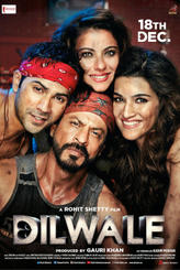 Dilwale showtimes and tickets
