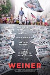 Weiner showtimes and tickets
