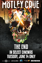 Mötley Crüe: The End showtimes and tickets