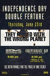 Independence Day Double Feature showtimes and tickets