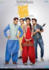 Happy Bhag Jayegi showtimes and tickets