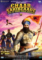 Chaar Sahibzaade: Rise Of Banda Singh Bahadur showtimes and tickets