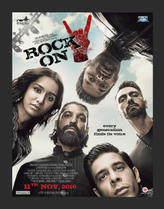 Rock On 2 showtimes and tickets