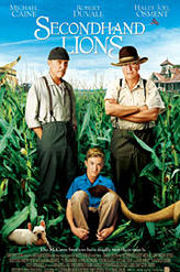 Secondhand Lions showtimes and tickets