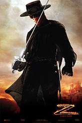 The Legend of Zorro showtimes and tickets