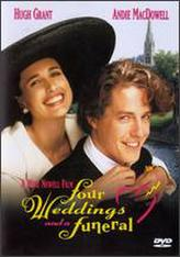 Four Weddings and a Funeral showtimes and tickets