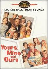 Yours, Mine and Ours (1968) showtimes and tickets