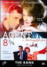 Agent 8 3/4 showtimes and tickets