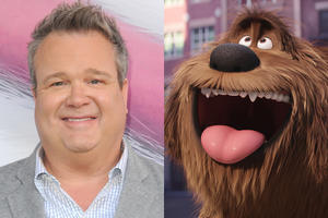 Exclusive Interview: Eric Stonestreet on 'The Secret Life of Pets' and How His Own Dog Inspired Him