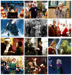 Celebrate the Season with 12 Days of Family Movies
