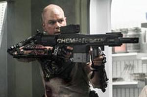 Robots Everywhere: Mech-Warrior Matt Damon in Extended 'Elysium' Trailer; Guillermo del Toro Talks 'Pacific Rim' Robots