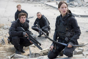 News Briefs: First Look at Jennifer Lawrence in 'Hunger Games: Mockingjay - Part 2'; New 'Vacation' Trailer