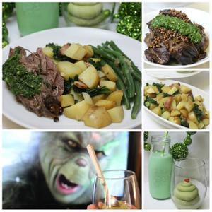 Dinner and a Movie: Make a Grinchmas Feast