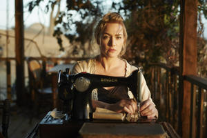 Kate Winslet, on the Fantastic Costumes and Her Love Scene with Liam Hemsworth in 'The Dressmaker'