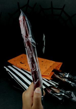 Make Lightsaber Treats for Halloween