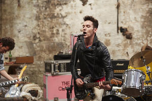 Joe Strummer and the Clash Make a Kid's Day in the Indie 'London Town'