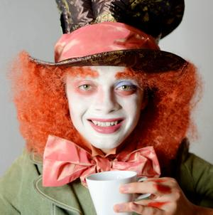 Get the Look: Be Mad As a Hatter This Halloween