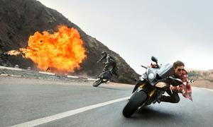 Hang On To Something and Watch the First 'Mission: Impossible -- Rogue Nation' Trailer
