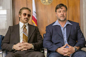 News Briefs: First Look at Ryan Gosling and Russell Crowe in 'The Nice Guys'